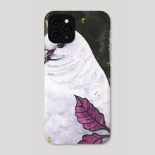 White Dove - Phone Case by Ellen Wilberg