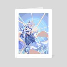 Aether - Art Card by Artnovic