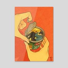 Chungking Express - Acrylic by Afu Chan