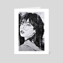 Lisa - Art Card by Yihui Liu