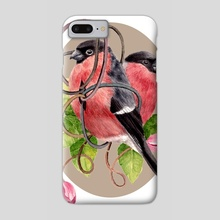 Inside the Heart - Phone Case by Martalia Andayani