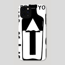 SP/R/TS - Phone Case by Dylan Morang