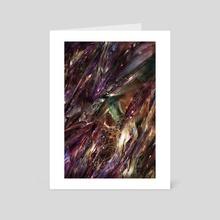 II - Art Card by Jonathan Foerster