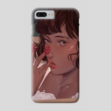 Raspberry - Phone Case by Miriam Presas