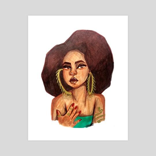 70's Girl by Kira Thompson