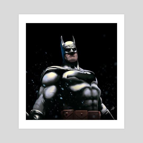 The Bat by Hasan  O.