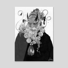 KVLT - Acrylic by Audra Auclair
