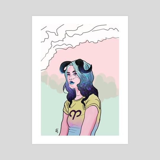 Aries by Priscila Zanette