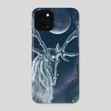 Deer Constellation - Phone Case by Victoria Dye
