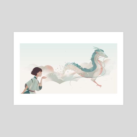 haku by Bonnie Gao
