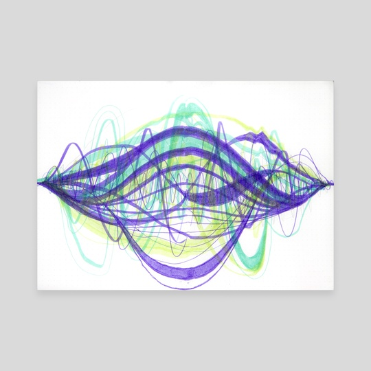 Frequencies by Demetrios Liollio