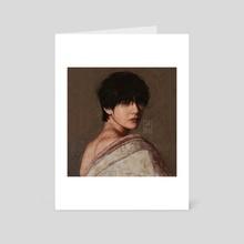 Regal Tae - Art Card by Halah N