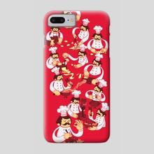 Spaghetti - Phone Case by Vinicius Carvas