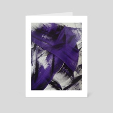 Violet - Art Card by William Birdwell