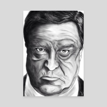 John Goodman - Canvas by Etienne Pascal