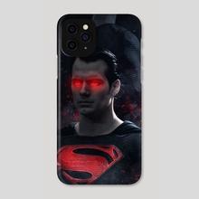 Red Superman - Phone Case by Marischa  Fanarts