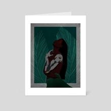 Reformed - Symmetra - Art Card by Ben Murphy