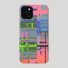 "WWP 298 ""DNZL"" - Phone Case by Martin Naumann"
