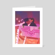 Love, Simon - Art Card by Samuel Lee