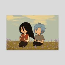 Theo and Noah - Canvas by Cielleru