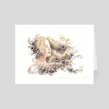 Eleanor - Art Card by Francesca Baerald