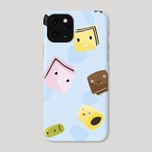 Haribo Friends - Phone Case by Jonas Laugs