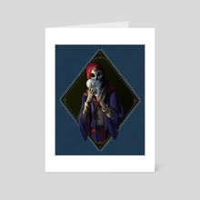 Mask - Art Card by Foolish Mortal