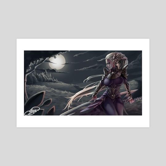 Diana - League Of Legends by Synsinsyn