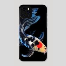 Koi Fish - Phone Case by Fabiana Pereira