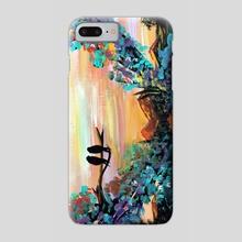 Natures Love - Phone Case by adam santana