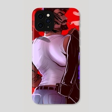 Ain't no rest for the Wicked - Phone Case by Morgan Lovell