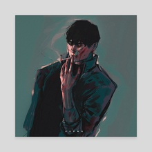 smoke - Canvas by 02 PNG