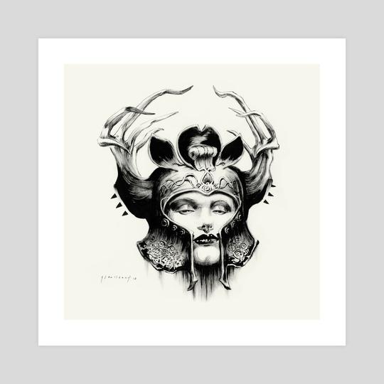 Lady of Avalon 02 by Jean-Sebastien Rossbach