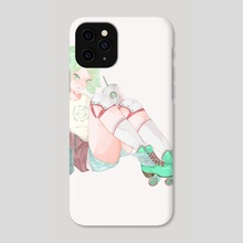 Phos - Phone Case by uccellinomio