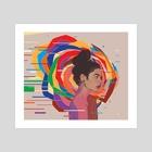 untitled - Art Print by Jabriel Najjar