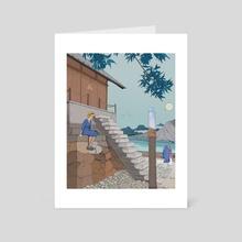 Serenity - Art Card by Marcos Bedin