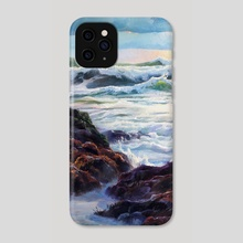 Intertidal Evening - Phone Case by Jordan K Walker