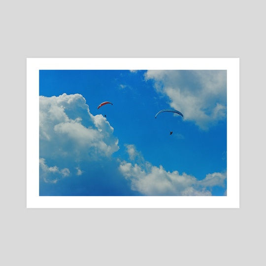 Paraplanes by Anton Popov