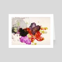 No color has any depth W/O K - Art Card by Michael Cina
