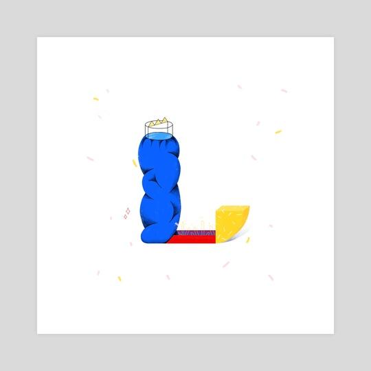 L by Hanna Rybak