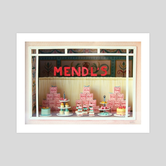 Mendl's by Mar Cerdà