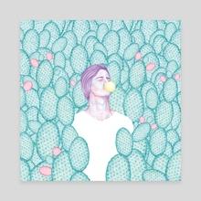 Dilka - Canvas by Ranggasme