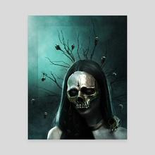 Tree of Sorrows - Canvas by Matthew Clonch