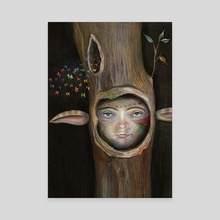 Tree Life - Canvas by Catherine Swenson