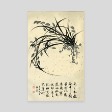 Orchid - 102 - Canvas by River Han
