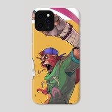 Savage Art - Phone Case by Hicham Habchi