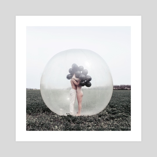 Too close but yet so far by Jovana Rikalo