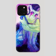 Stargazer - Phone Case by Arsha