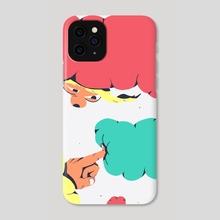 So Just Focus on Something - Phone Case by Noah Bavonese