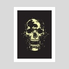 Scream - Art Print by Balazs Solti